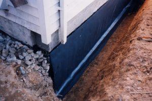 Эффективная гидроизоляция фундамента в минимальные сроки