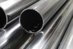 Стальные водогазопроводные оцинкованные трубы
