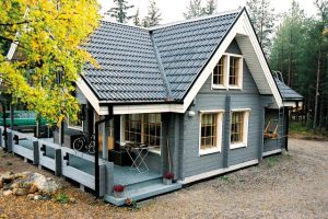 Финские дома: особенности и преимущества