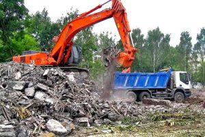 Что необходимо знать о вывозе мусора после ремонта?