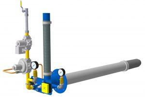 Современные газогорелочные устройства для обжигания известняка, как новый виток модернизации кирпичного производства